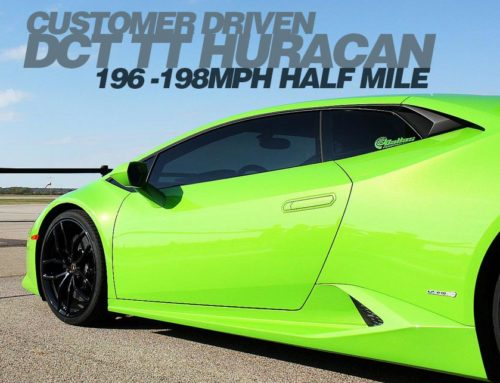 DCT Twin Turbo Huracan