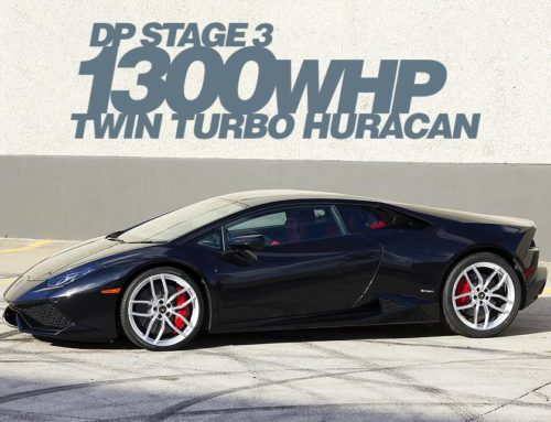 Dallas Performance Stage 3 Twin Turbo