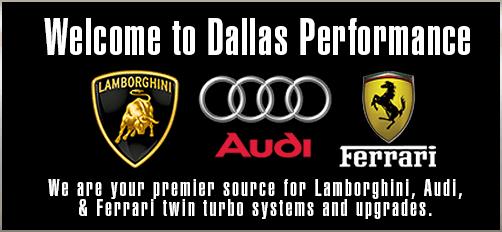 Dallas Performance Logo