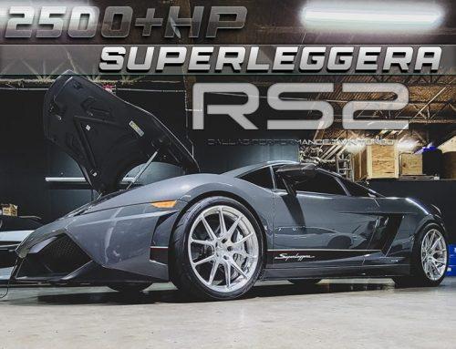 2500+HP Twin Turbo Lamborghini Superleggera RS2