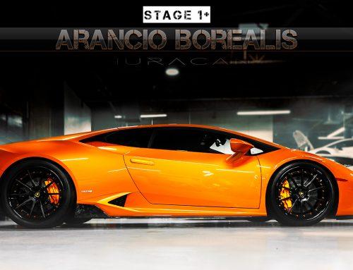 Arancio Borealis Stage 1+ Twin Turbo Lamborghini Huracan