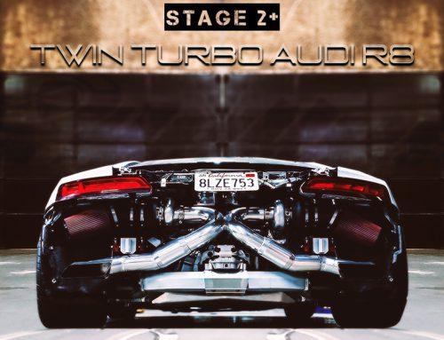 2017 Audi R8 Stage 2+ Twin Turbo