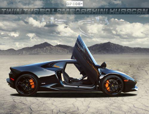 DP800+ Twin Turbo Lamborghini Huracan